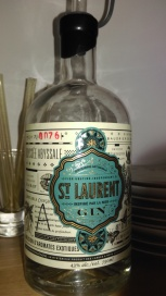 the famous gin of the destillerie