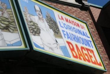 typical and original Montréal