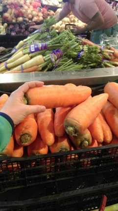 atomic carrots