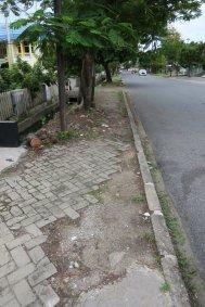 walkway in Padang