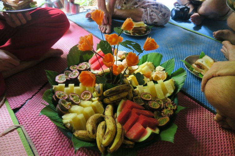 amazing fruit platter