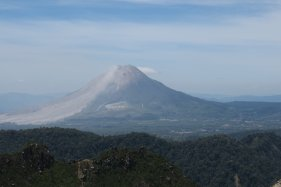 Mt Sinabung