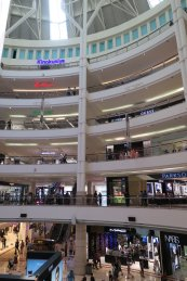 inside the towers - the mall