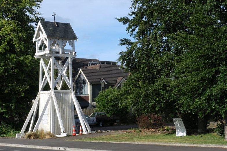 some earthquake memorial