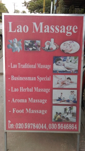 whatever a businessman massage is