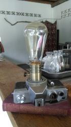 intersting lamp at the Hornbill