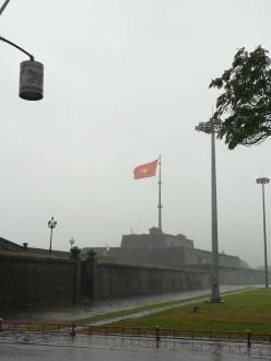outside the Citadelle