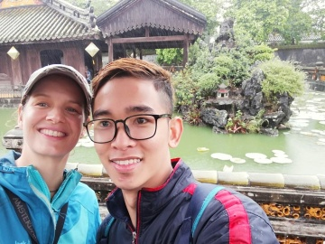 Phong and me
