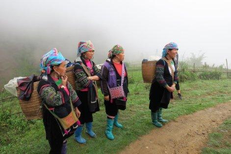 H'Mong Women